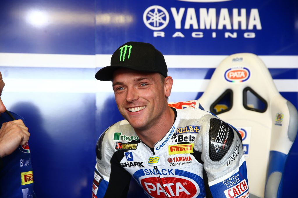 Alex Lowes, British WSBK 2016