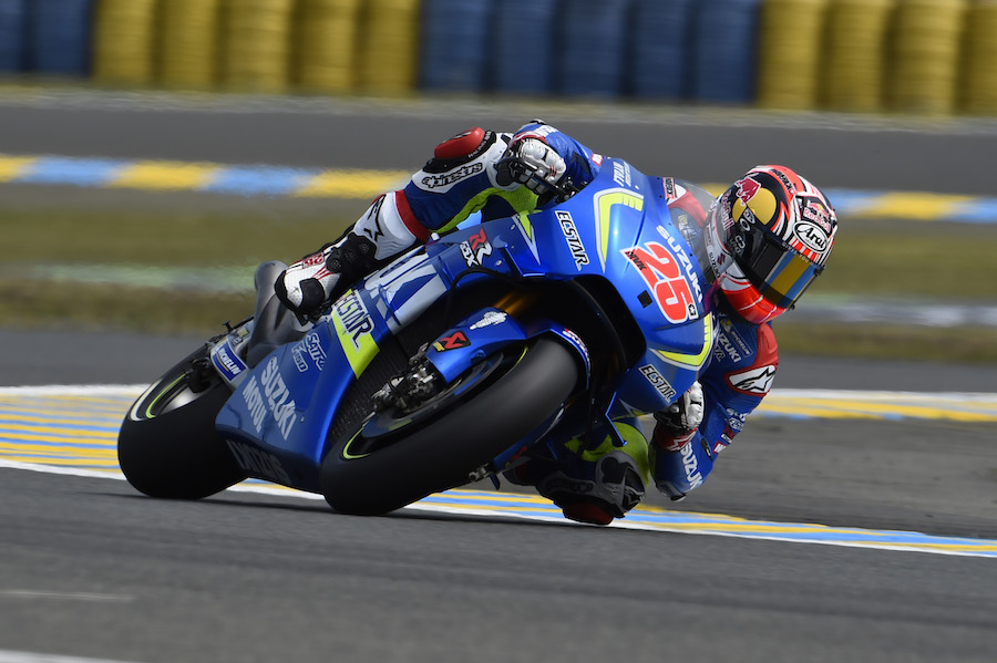 Maverick Vinales, French MotoGP 2016