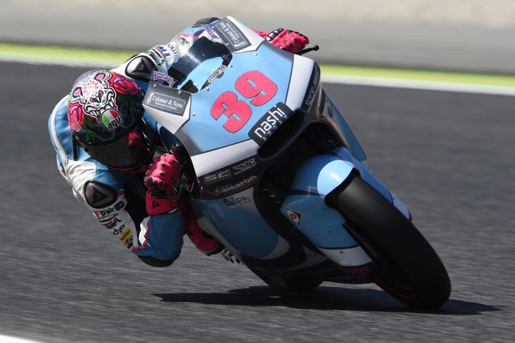 Luis Salom, Catalunya MotoG2 2016