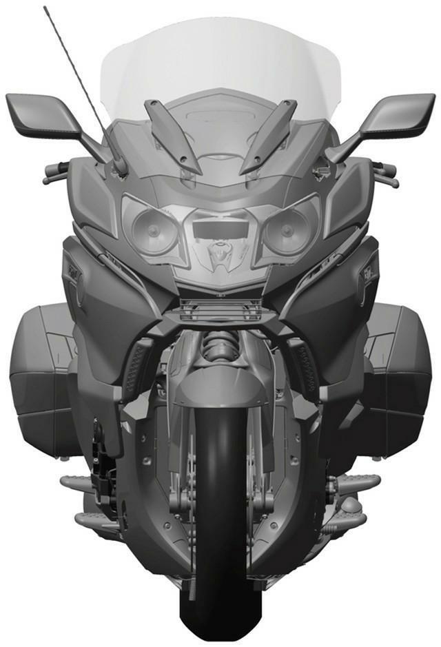 Bmw S Six Pot Bagger Australian Motorcycle News
