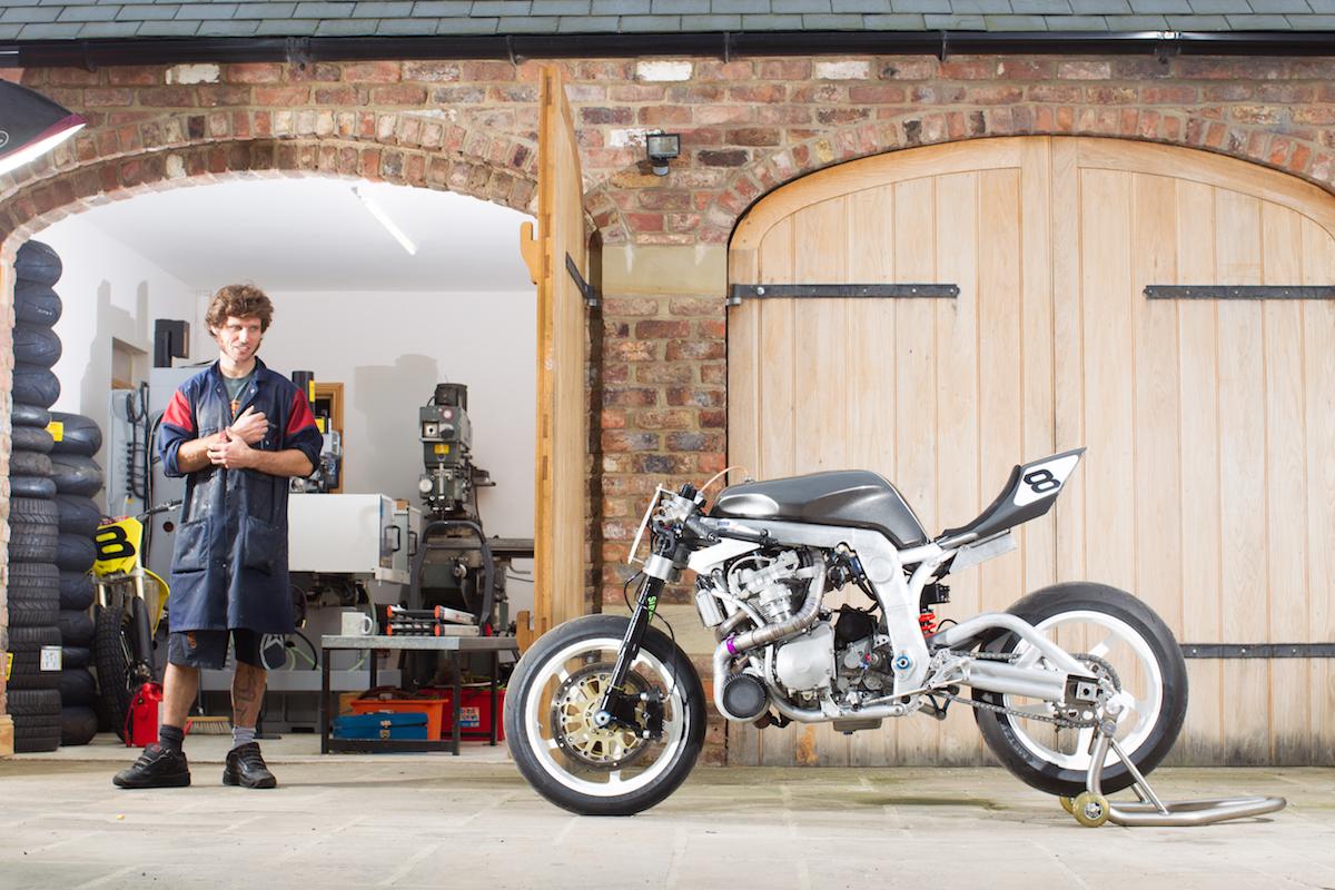 Martin's Martek - Australian Motorcycle News