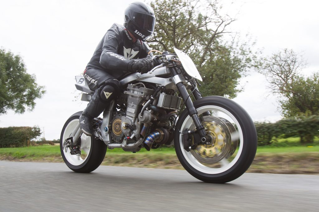 Martin\'s Martek - Australian Motorcycle News