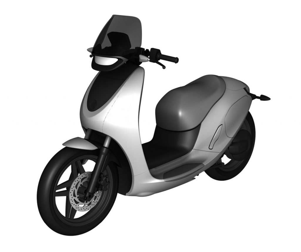 Smart scooter (1)