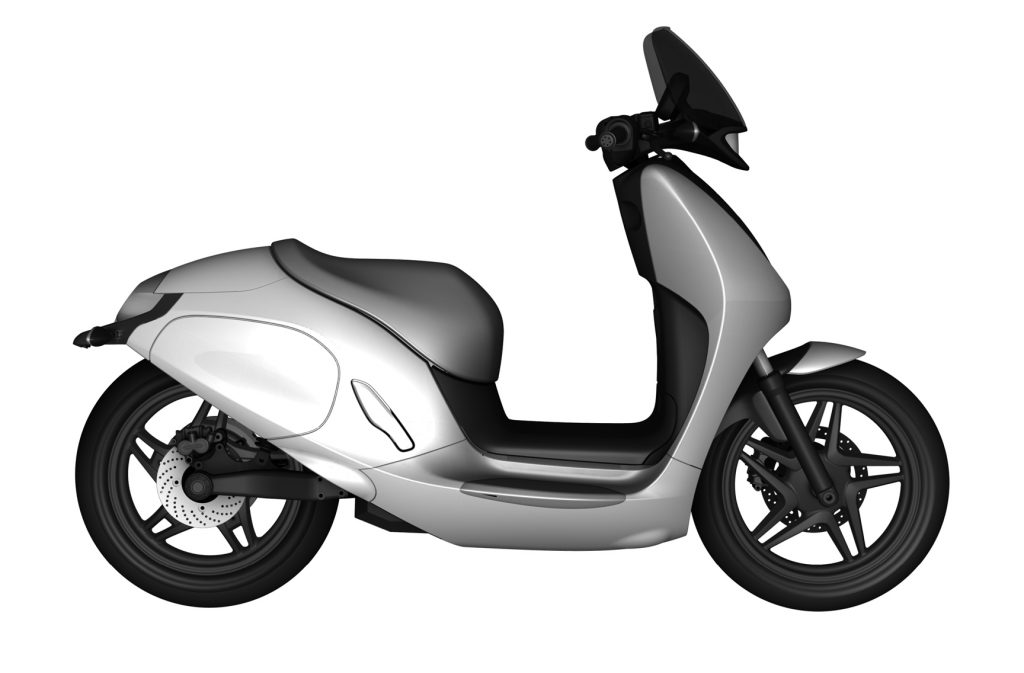 Smart scooter (5)