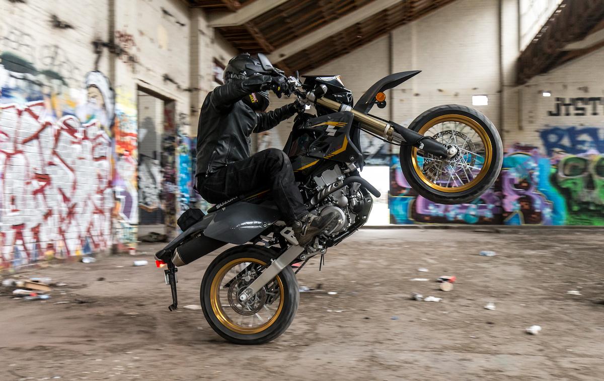 Bike Test – Suzuki DR-Z400SM - Australian Motorcycle News