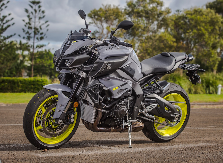 believe the hype yamaha mt 10 australian motorcycle news. Black Bedroom Furniture Sets. Home Design Ideas
