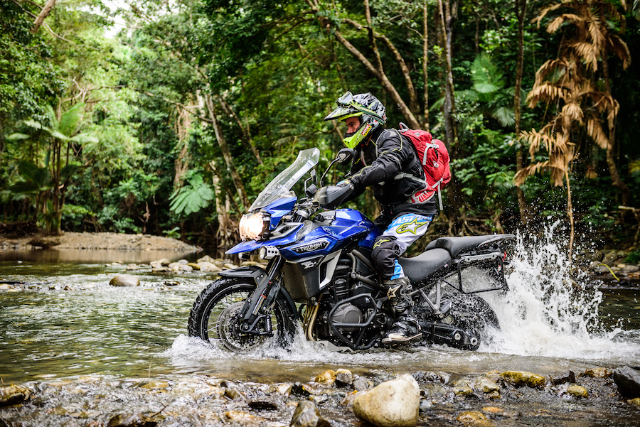 2016 Triumph Explorer Launch (North Queensland) -186