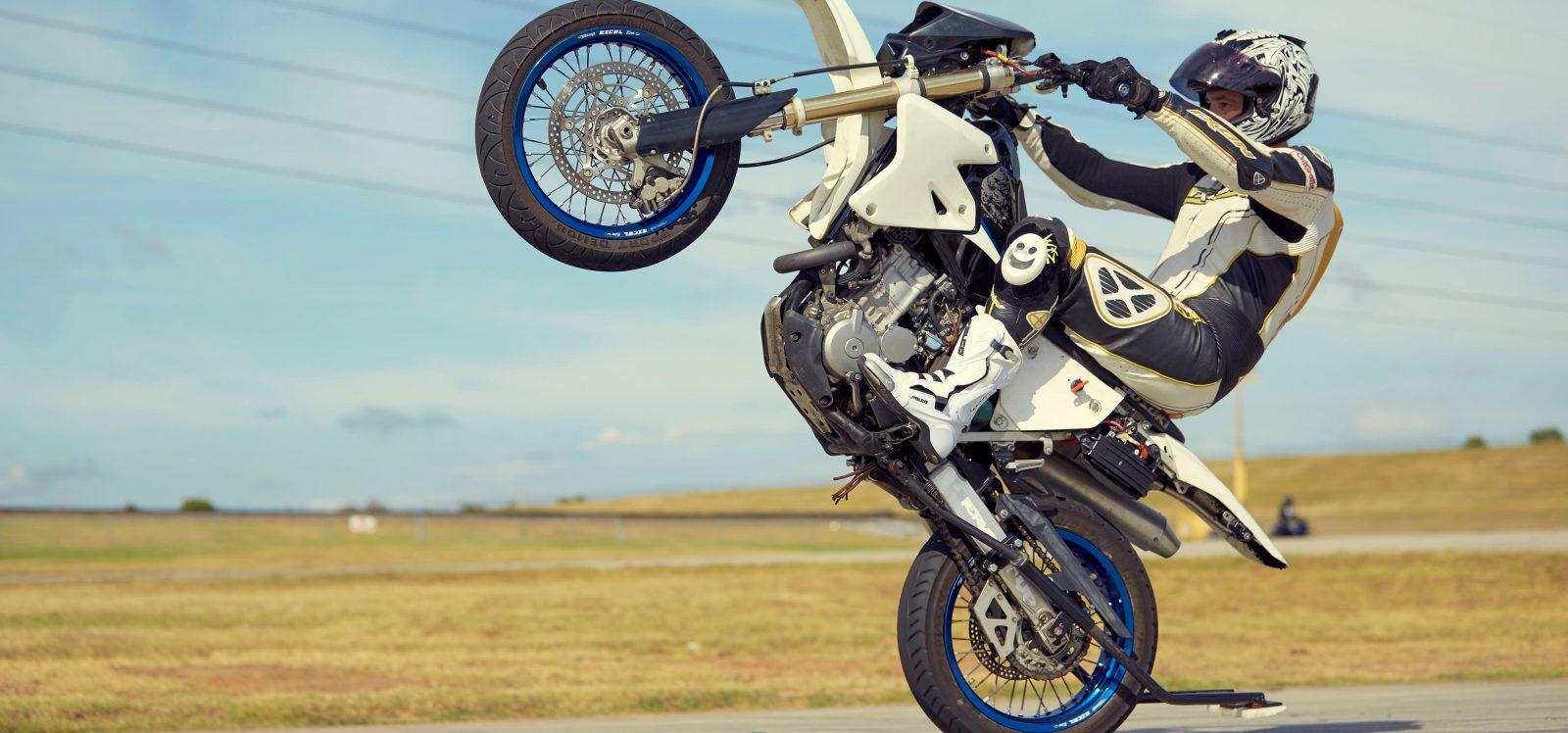 WHEELIEZONE WHEELIE SCHOOL - Australian Motorcycle News