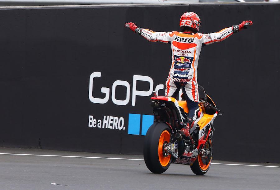 Marquez, German MotoGP 2016