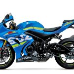 Honda CBR1000RR vs 2016 Suzuki GSX-R1000
