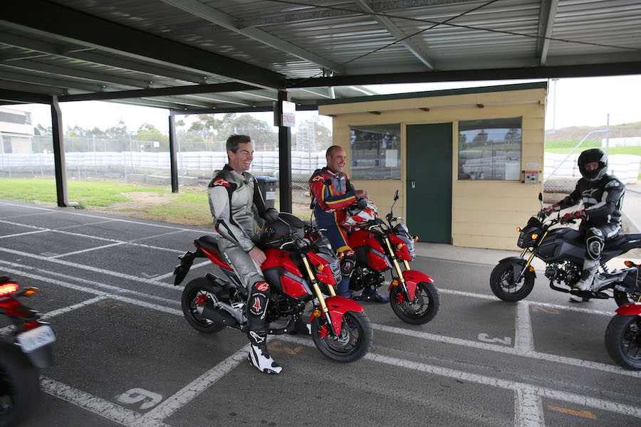 Honda Grom Price >> Believe The Hype Australian Launch Honda Grom