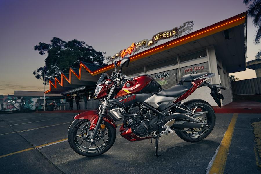 Aussie Launch Yamaha Mt 03 Australian Motorcycle News