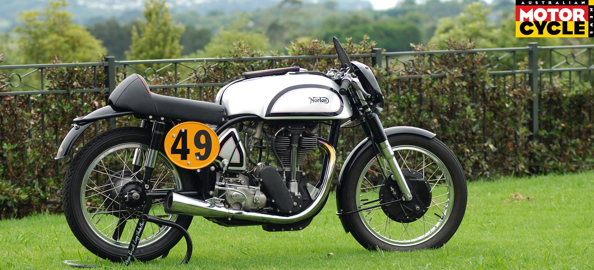 Five Things You Probably Didn T Know About The Manx Norton