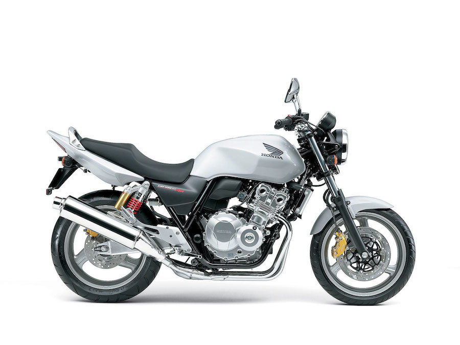 SECOND HAND- HONDA CB400 2008-2015 - Australian Motorcycle ...