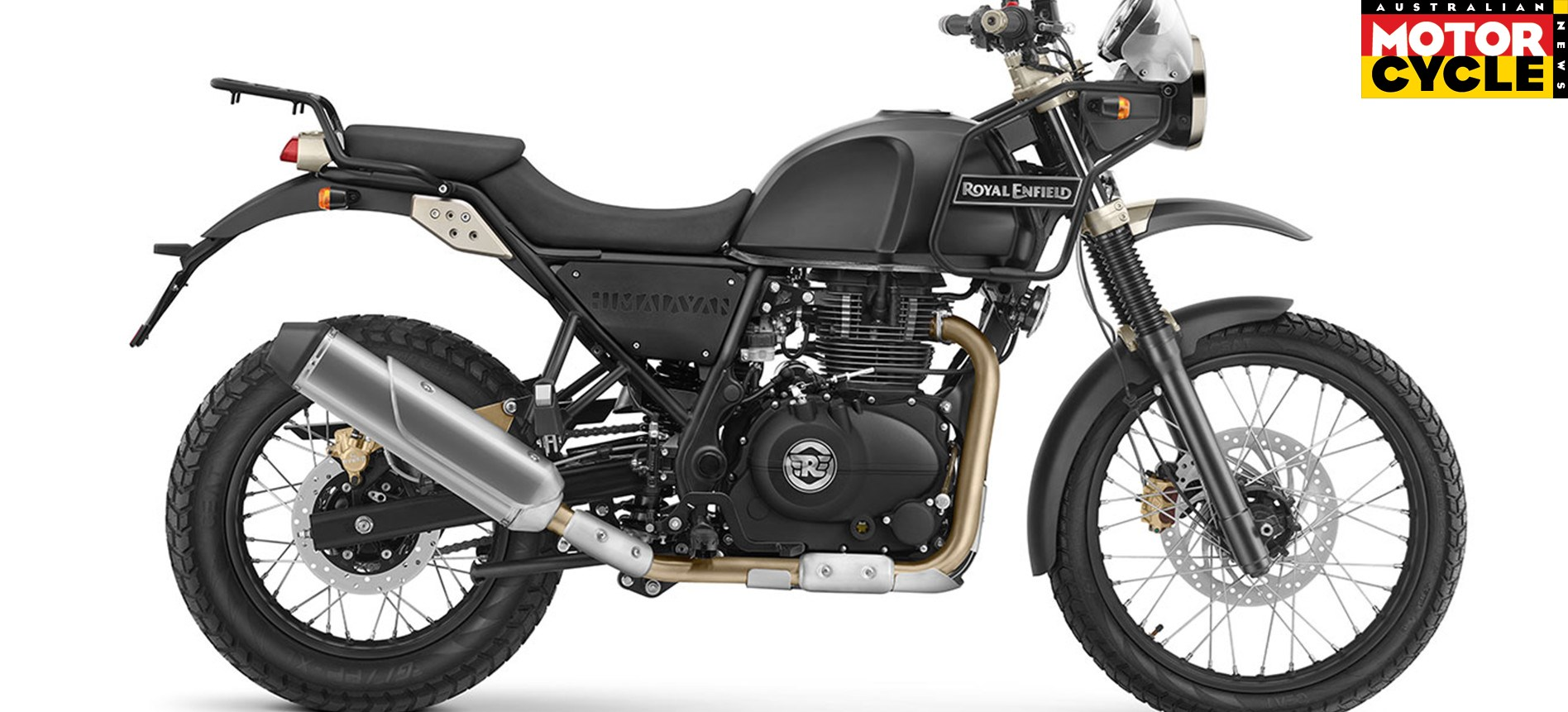 Royal Enfield Himalayan Revealed - Australian Motorcycle News