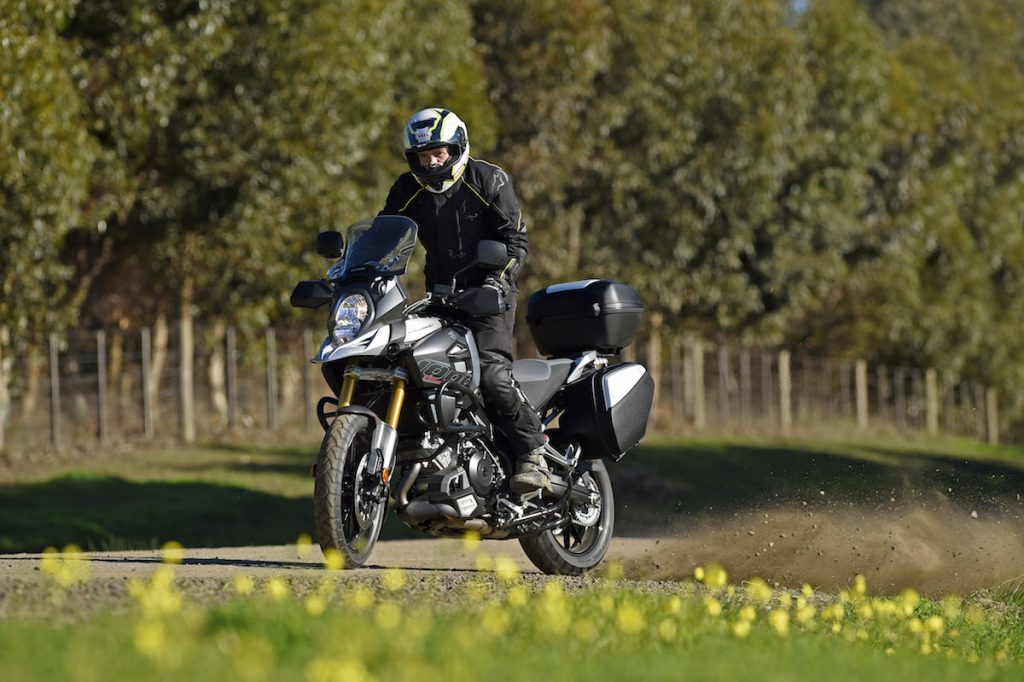 2016_Suzuki_V-Strom1000GT_45