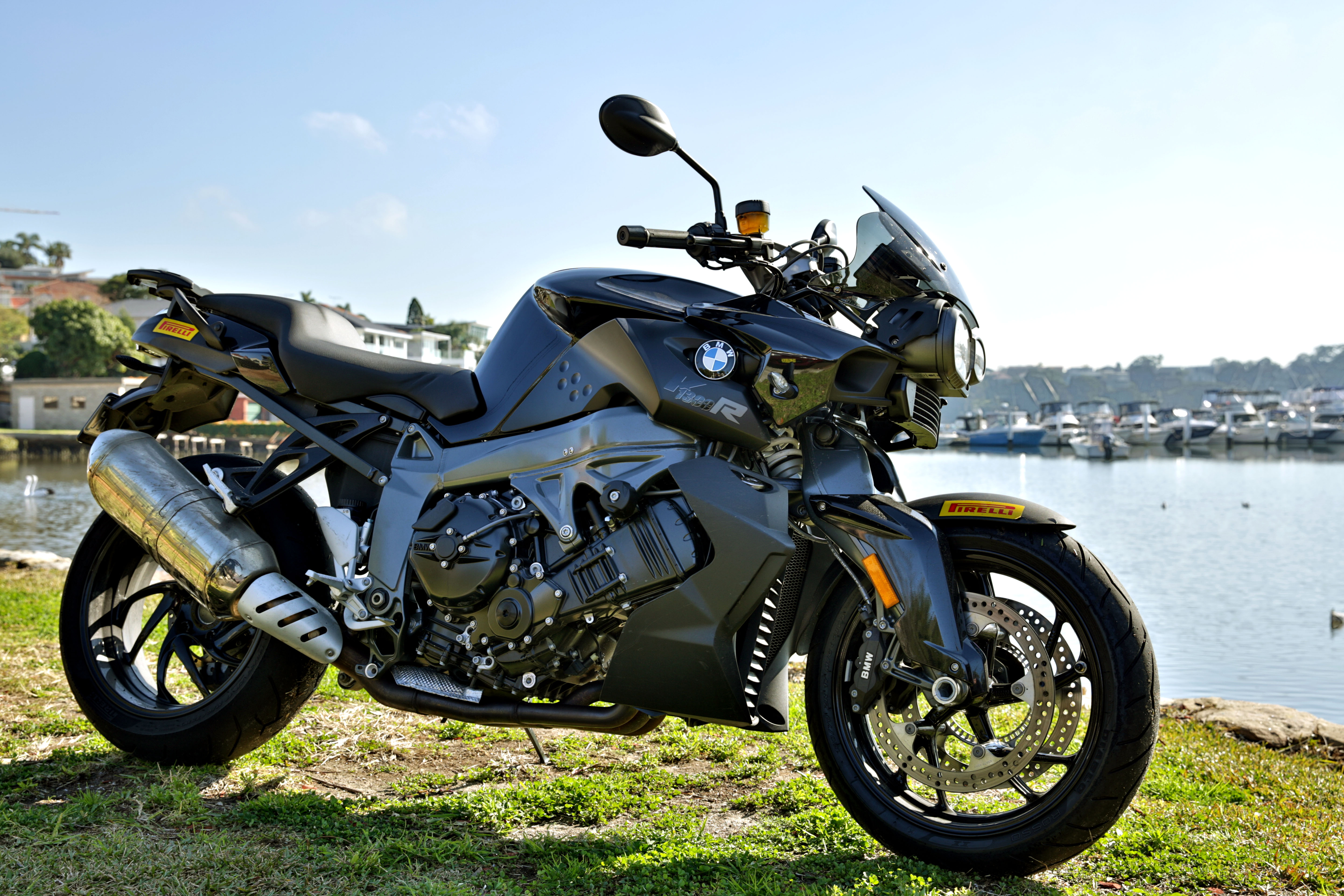 A Quick Spin On Bmw K1300r Australian Motorcycle News