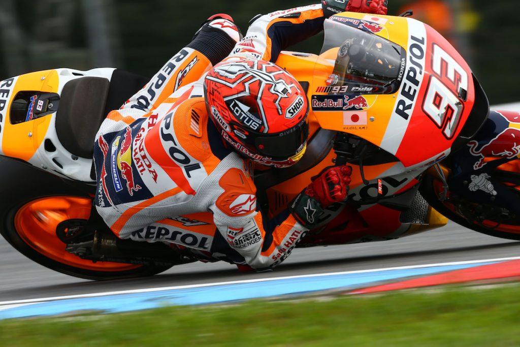 Marquez, Czech MotoGP 2016