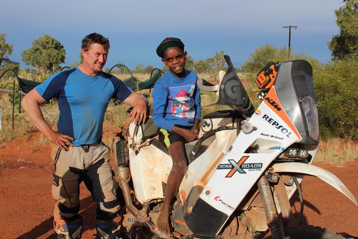 Aussie Scott Britnell- The fastest man across Australia ...