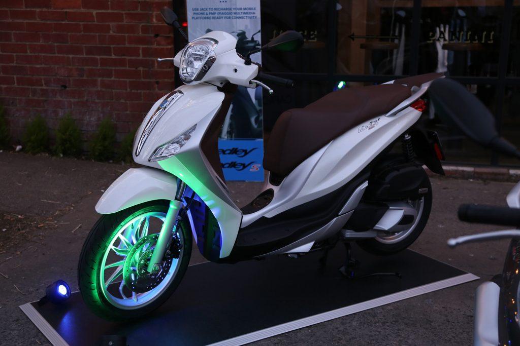 piaggio medley 150 aussie launch - australian motorcycle news