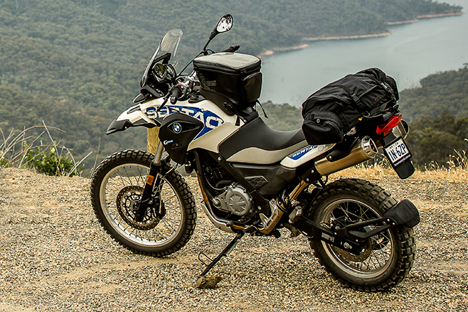 Two Lams Approved Motorcycles One Bush Adventure Australian