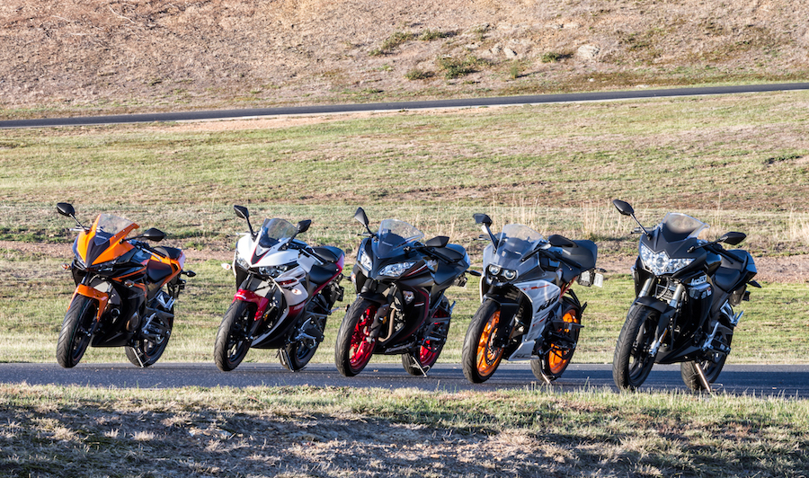 Pocket Rockets 2016 Lams Austest Lite Australian Motorcycle News