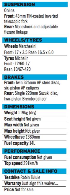 TULARIS 800 - Australian Motorcycle News