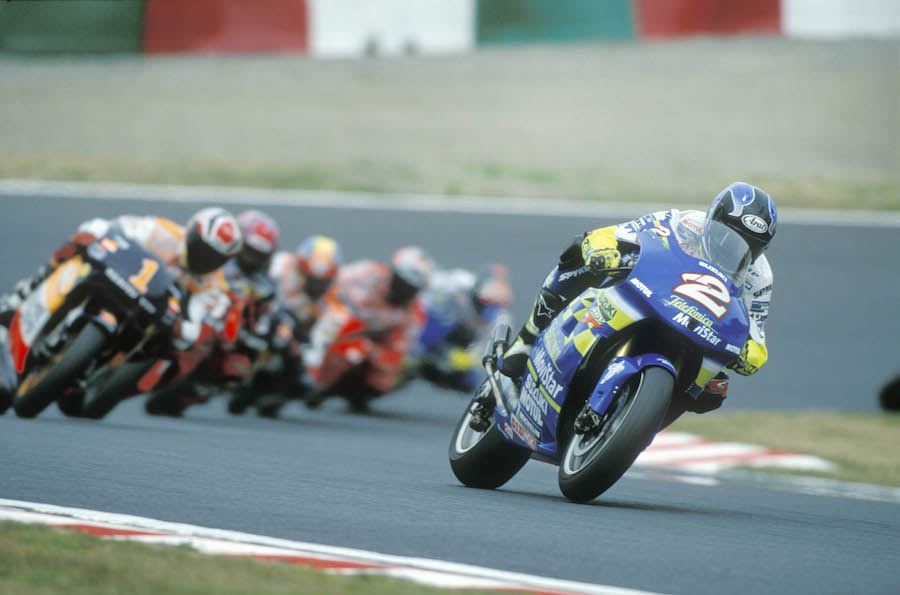 Roberts, Japanese GP 2000