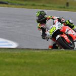 Rain Stops Play: Crutchlow top in Phillip Island washout