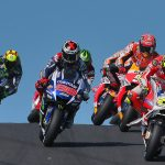Podium potential at Australian Motorcycle Grand Prix