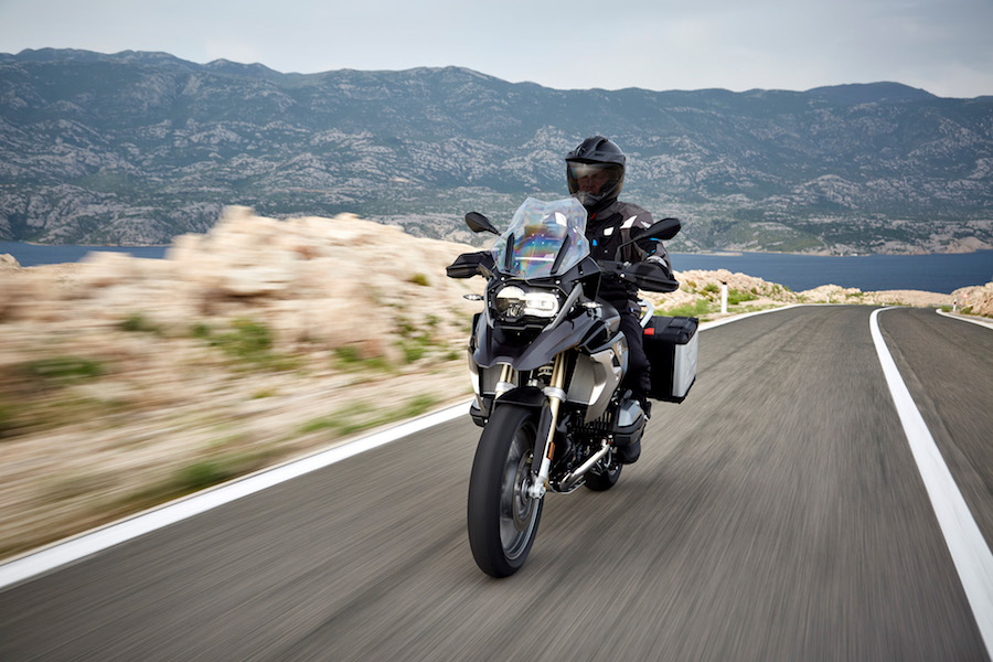 The new BMW R 1200 GS.