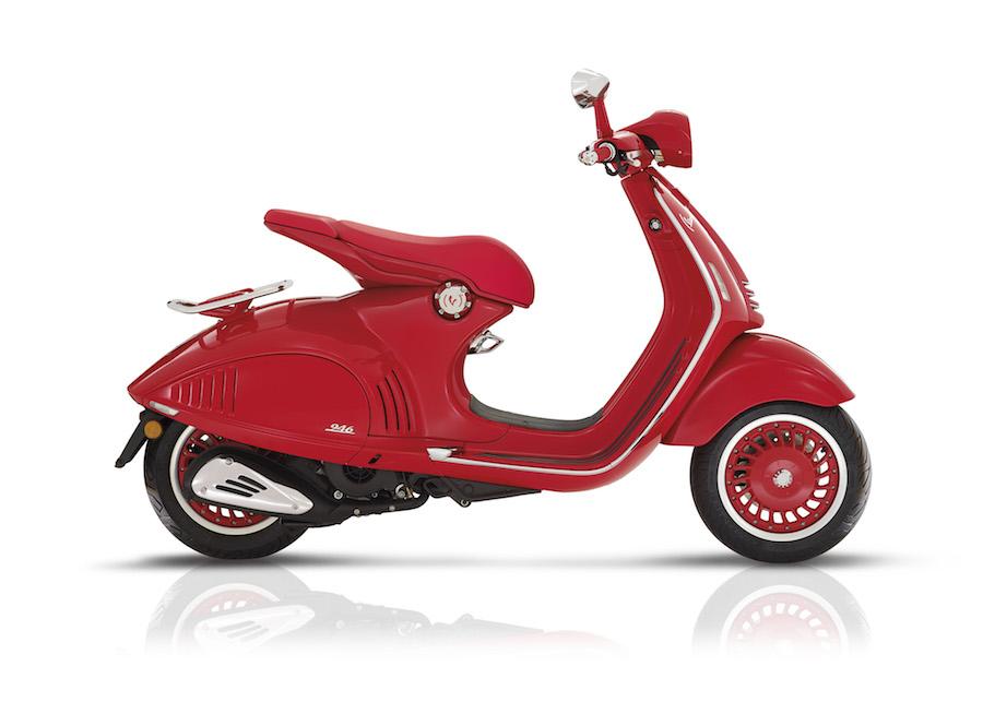 vespa 946 red australian motorcycle news. Black Bedroom Furniture Sets. Home Design Ideas