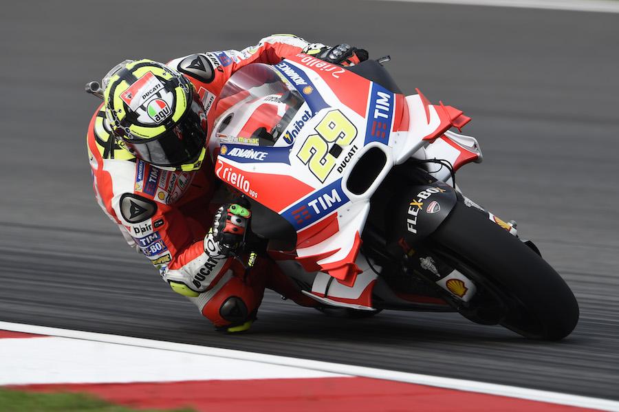 Iannone, Malaysian MotoGP 2016