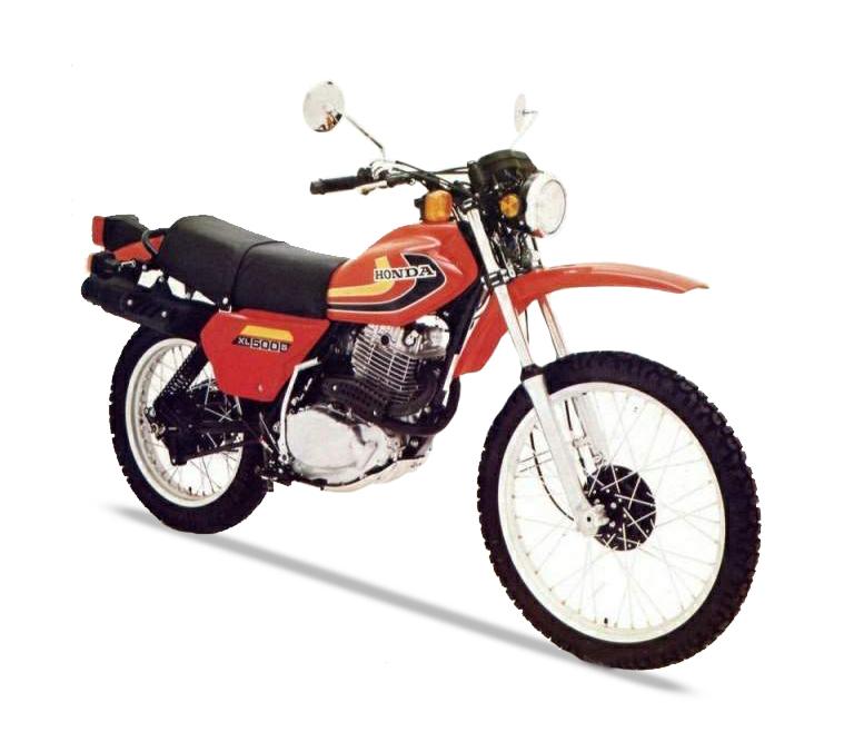 Head To Head 1979 Honda Xl500s Amp 1979 Yamaha Xt500