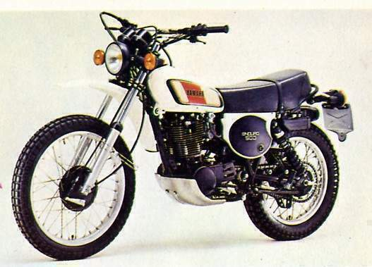 Head to head 1979 honda xl500s 1979 yamaha xt500 for Yamaha xt500 motorcycle
