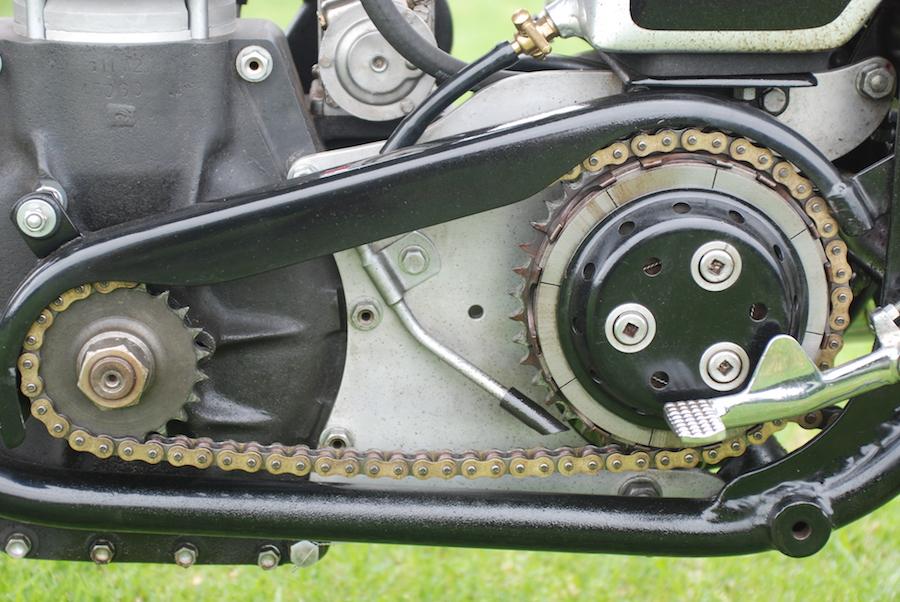 static-clutch