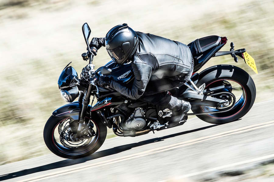 The engine will be based on that of the firm's newly unveiled Street Triple
