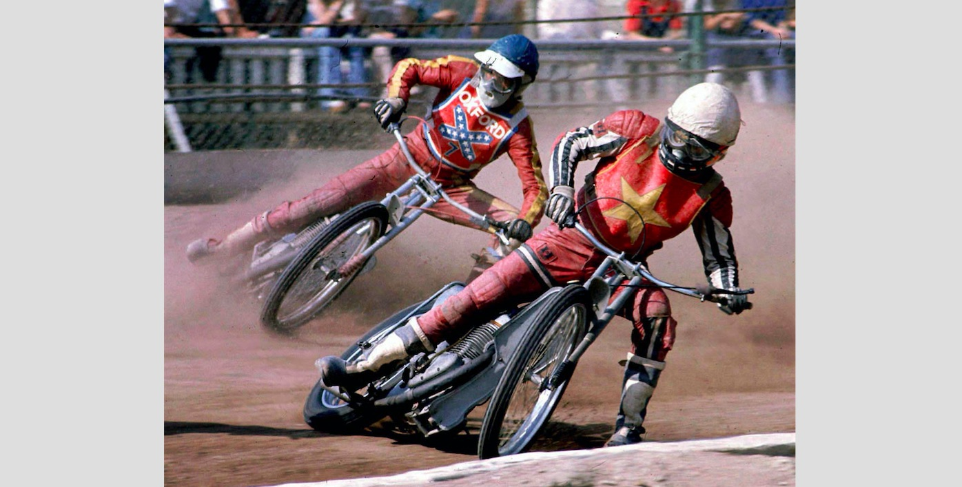 Where are they now? Barry 'Briggo' Briggs is a speedway