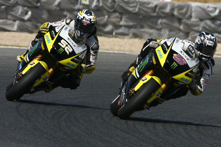 Toseland and Edwards, Catalunya MotoGP 2009