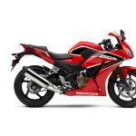 2017 Honda CB300F and CBR300R available this week.
