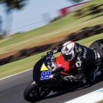 Patrick Jacobsen fastest in World Supersport