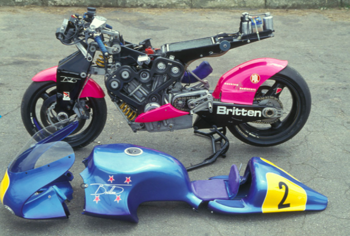britten the untold story australian motorcycle news