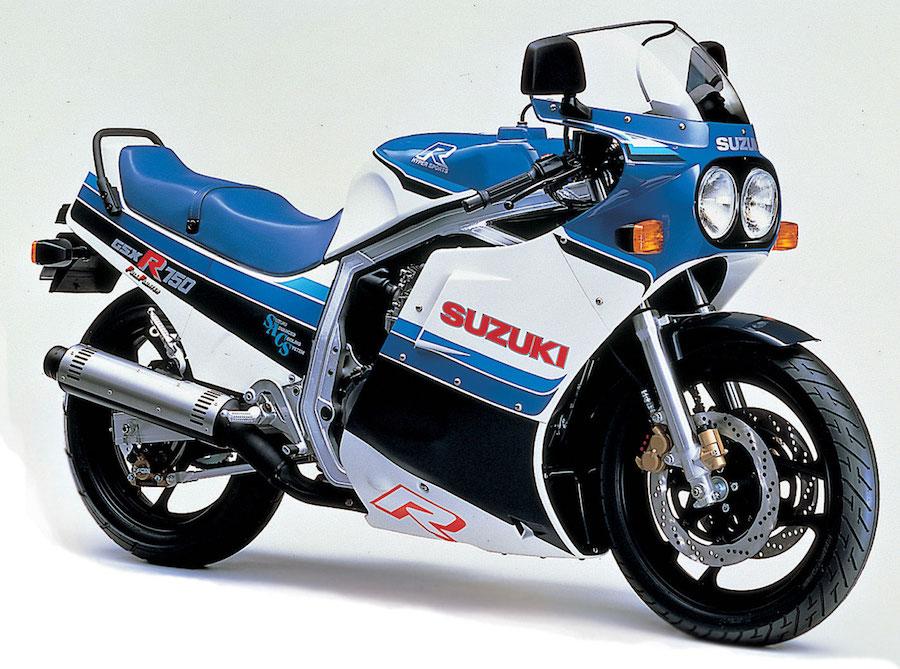 Suzuki to relaunch GSX-R750 - Australian Motorcycle News