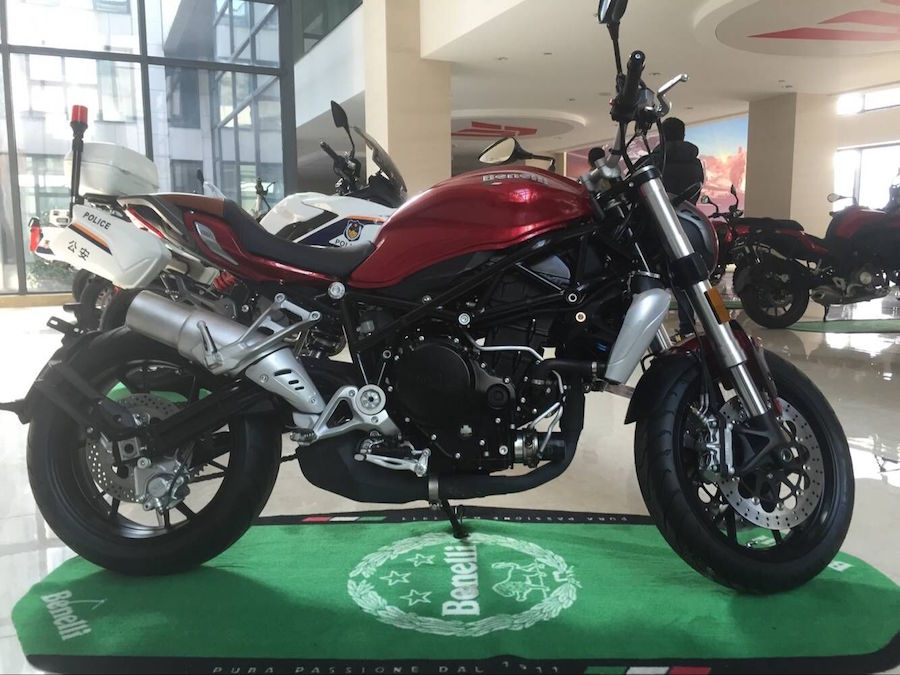 Benelli 750 Twin Closes In On Production Australian