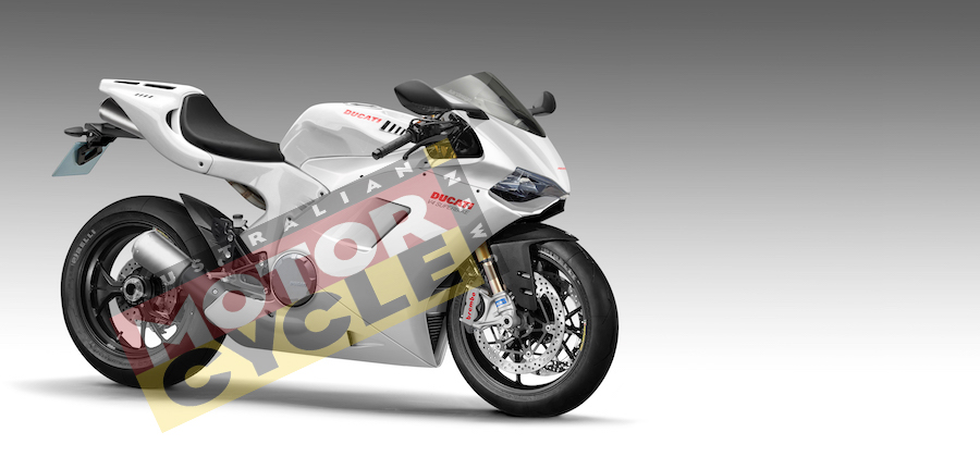 ducati confirms v4 superbike! - australian motorcycle news