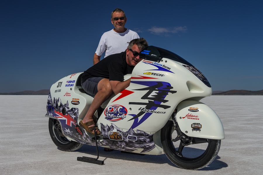 world speed record motorcycle