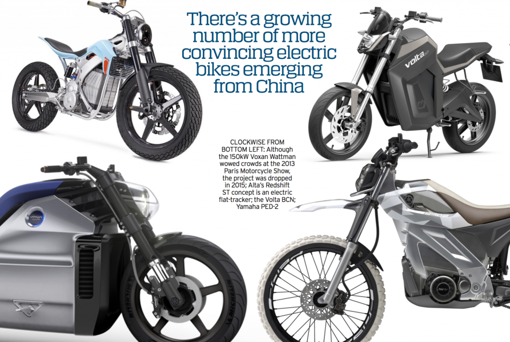 Yamaha Electric Motorcycle >> The Silent Rise Of The Electric Bike Australian Motorcycle News