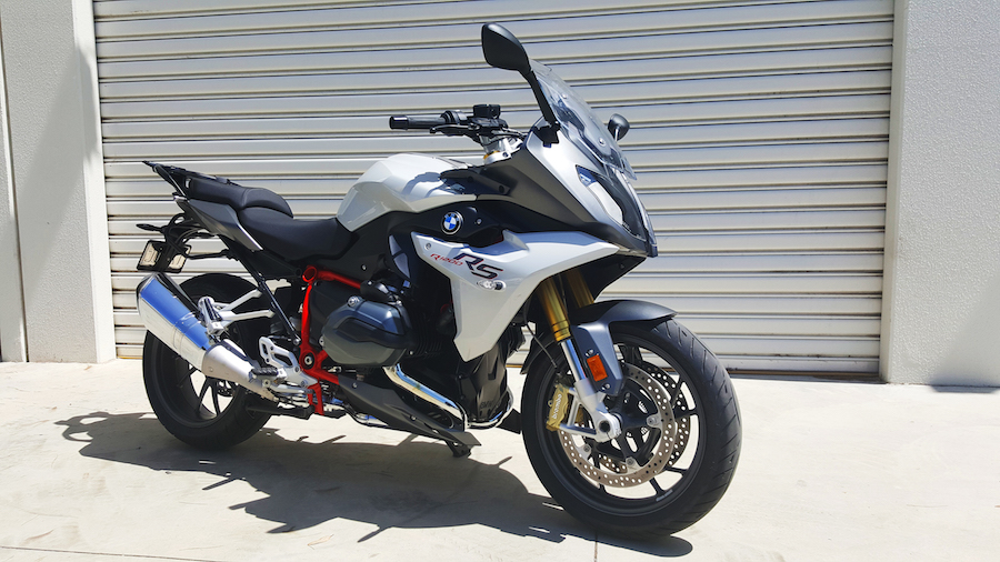 Bmw R1200rs Australian Motorcycle News