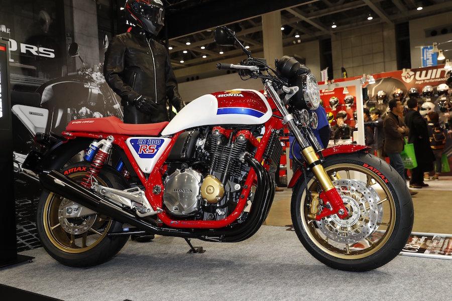 Honda CB1100RS Retro