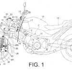 New motorcycle patent applications
